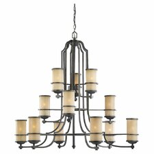 Roslyn 12 Light Chandelier