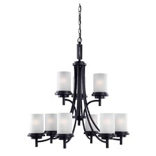 <strong>Sea Gull Lighting</strong> Winnetka 9 Light Chandelier