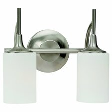 Stirling 2 Light Bath Vanity Light