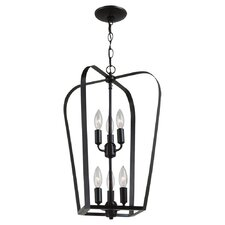 Windgate 6 Light Foyer Pendant