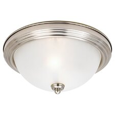 Sussex 2 Light Flush Mount