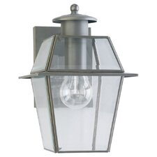 Colony 1 Light Outdoor Wall Lantern