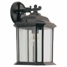 <strong>Sea Gull Lighting</strong> Kent 1 Light Outdoor Wall Lantern