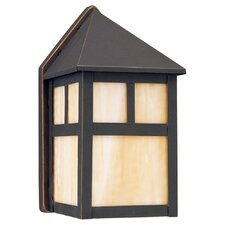 Prairie Statement 1 Light Outdoor Wall Sconce