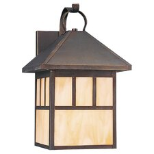 Prairie Statement 1 Light Outdoor Wall Lantern