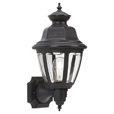 <strong>Sea Gull Lighting</strong> Belmar 1 Light Outdoor Wall Lantern