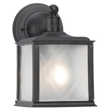 <strong>Sea Gull Lighting</strong> Harbor Point 1 Light Outdoor Wall Lantern