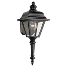 Bancroft 1 Light Outdoor Wall Lantern