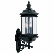 Hill Gate 3 Lights Outdoor Lantern
