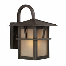 Medford Lakes 1 Light Outdoor Wall Lantern