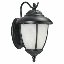 Yorktown 1 Light Outdoor Wall Lantern