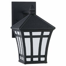Herrington 1 Light Outdoor Wall Lantern