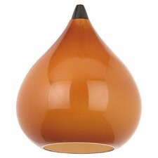 "6.19"" Glass Pendant Shade"