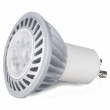 6W 120V LED MR16 GU10 Lamp, 40 degree beam