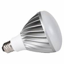 LED Energy Star 15W 120V Br30 Med Base Bulb, 120 Degree Beam