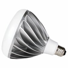 LED Energy Star 18W 120V Br40 Med Base Bulb, 120 Degree Beam