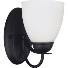 Uptown 1 Light Wall Sconce