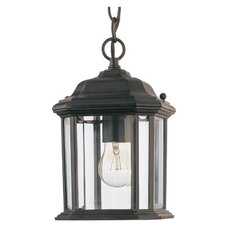 Kent 1 Light Outdoor Pendant Lantern