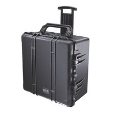 "Equipment Case with Foam: 27.5"" x 27.19"" x 16.31"""