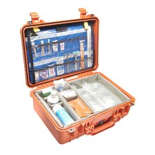 "<strong>Pelican Products</strong> Medical Case: 14"" x 18.5"" X 7"""