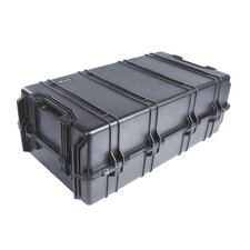 "Transport Case with Foam: 25.31"" x 44.88"" x 16.5"""