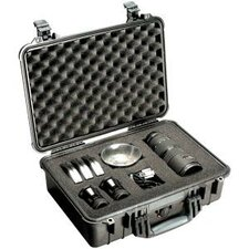 <strong>Pelican Products</strong> Dust Proof Case with Padded Divider