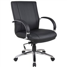 <strong>Aaria Office</strong> Elektra Mid-Back Executive Chair
