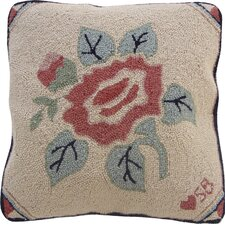 Vintage Home Square Pillow