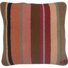 Yipes Stripes Square Pillow