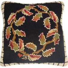 Autumn Leaves Square Pillow