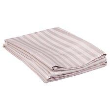 650 Thread Count Egyptian Cotton Stripe Pillowcase Pair (Set of 2)