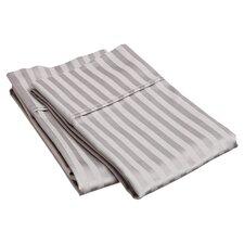 400 Thread Count Egyptian Cotton Stripe Pillowcase Pair