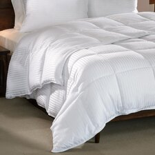 <strong>Simple Luxury</strong> Simple Luxury Striped Comforter