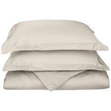 600 Thread Count Duvet Cover Set