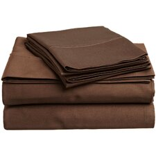 300 Thread Count Egyptian Cotton Solid Sheet Set