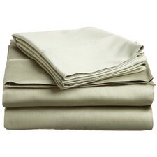 300 TC Egyptian Cotton Solid Sheet Set