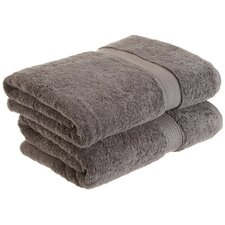 Superior 900 GSM Egyptian Cotton 2-Piece Bath Towel Set