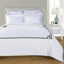 <strong>Simple Luxury</strong> Miller 3 Piece Duvet Cover Set