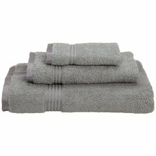 Superior Egyptian Cotton 3 Piece Towel Set