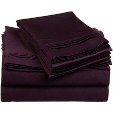 650 TC Egyptian Cotton Solid Sheet Set
