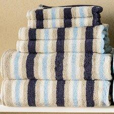 Superior Stripes 100% Cotton Bath Sheet (Set of 2)