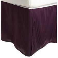 300 TC Stripe Bed Skirt