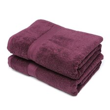 Egyptian Cotton 900 GSM Bath Towel (Set of 2)