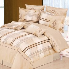 Impressions Madison 7 Piece Duvet Cover Set