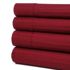 400 Thread Count Egyptian Cotton Stripe Sheet Set