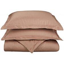 Cotton Rich 800 Thread Count Solid Duvet Cover Set