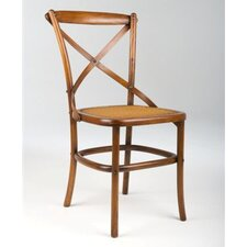 Mahogany Village Bentwood Chair