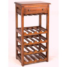 <strong>Ancient Mariner</strong> Mahogany Village Small Wine Rack