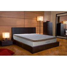 "Pacific Breeze 13"" Memory Foam Mattress"