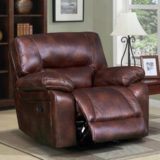 Bariton 3 Glider Recliner Chair